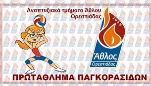 Πρωτάθλημα Παγκορασίδων: Σπάρτακος - Άθλος